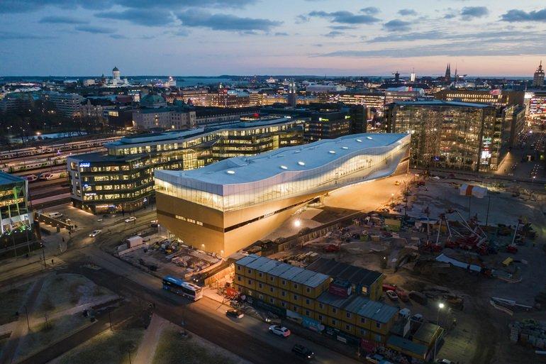 City_of_Helsinki_20181203_Helsinki_Central_Library_Oodi