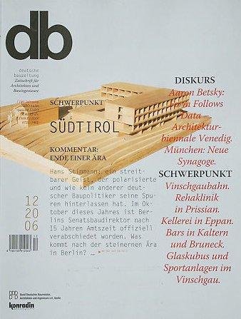 db-Heft Südtirol
