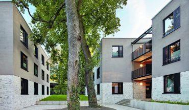 Studentisches Wohnen in Hannover, ACMS Architekten