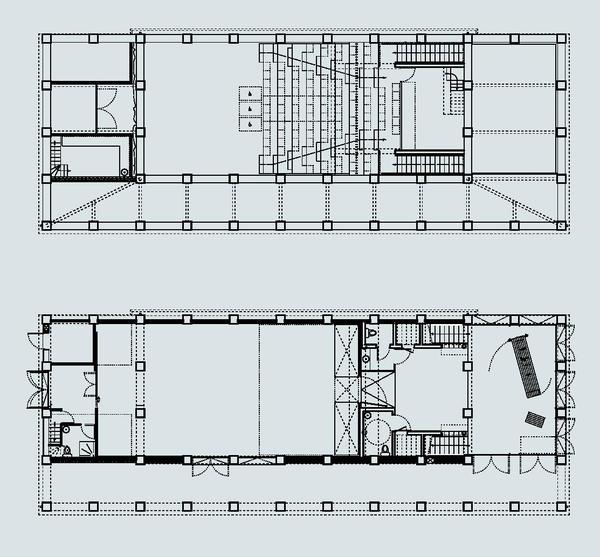 th tre de poche in h d f hotspot massstabsgetreu db deutsche bauzeitung. Black Bedroom Furniture Sets. Home Design Ideas