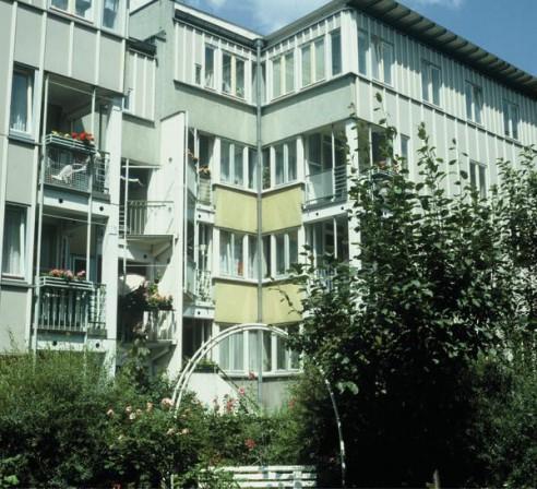 Seniorenwohnhäuser