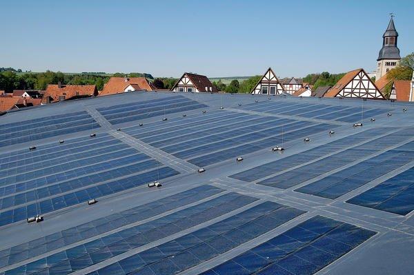 Dachintegrierte Photovoltaik Db Deutsche Bauzeitung