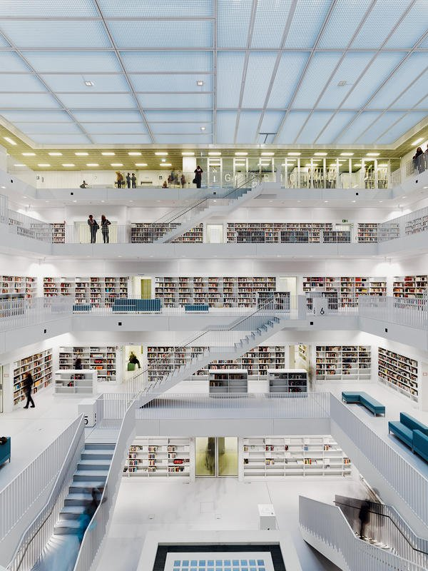 zur kritik an der stuttgarter stadtbibliothek liefert der. Black Bedroom Furniture Sets. Home Design Ideas