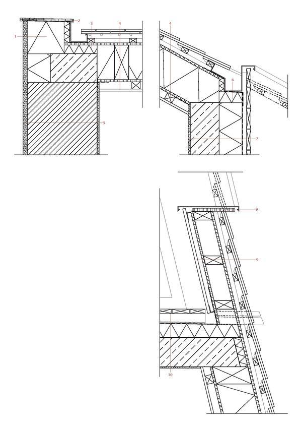 Holzrahmenbau grundriss detail  Wohnhaus in Memmingen. Zwei in einem %sepsitename%%