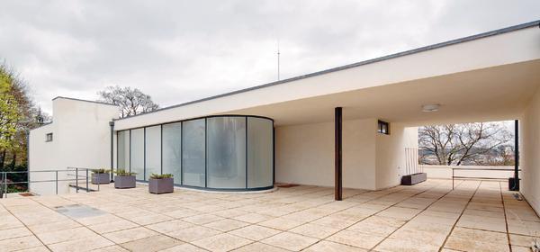 detailverliebte instandsetzung der villa tugendhat in br nn cz. Black Bedroom Furniture Sets. Home Design Ideas