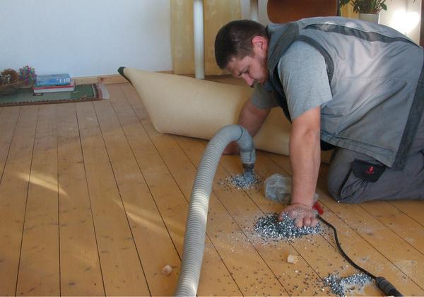 Fußboden Dämmung Druckfest ~ Nachträgliche dämmung von kellerdecken