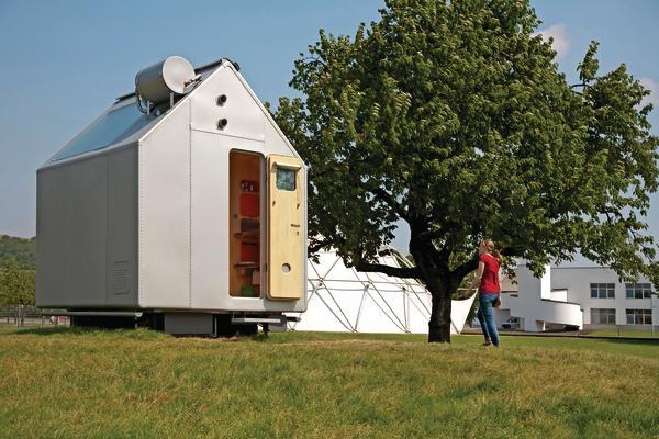 autark leben auf 7 5 m db deutsche bauzeitung. Black Bedroom Furniture Sets. Home Design Ideas