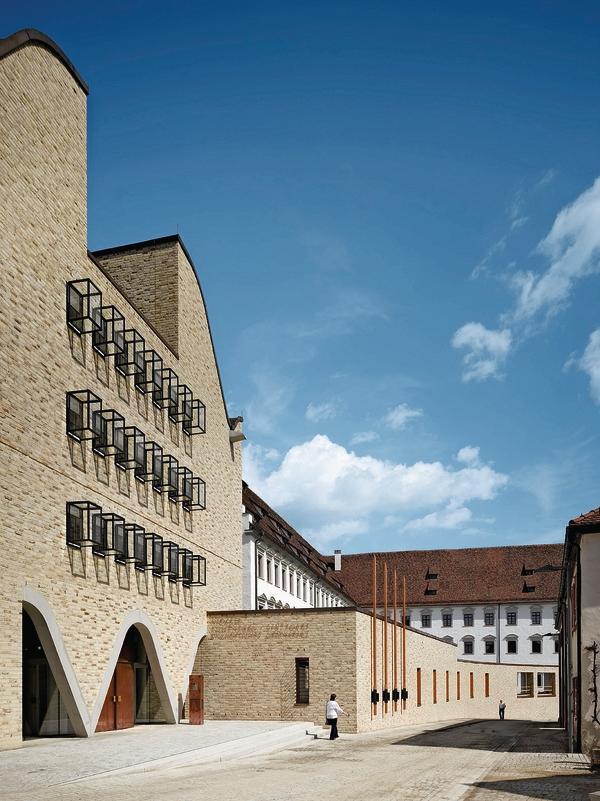 Diözesankurie und Diözesanarchiv, Rottenburg a. Neckar - LRO Lederer Ragnarsdóttir Oei, Stuttgart