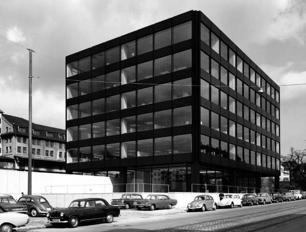 Siemens-Zweigniederlassung in Saarbrücken. Wenn Ordnung in ...