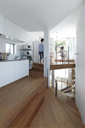 ph nomenal kleine einfamilienh user in tokio. Black Bedroom Furniture Sets. Home Design Ideas