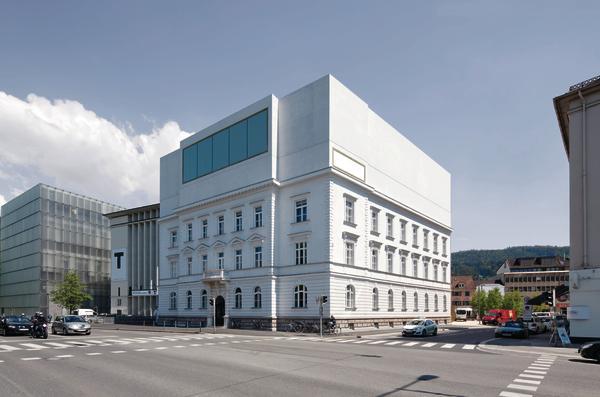 Fußbodenbelag Rätsel ~ Vorarlberg museum in bregenz a . heimvorteil db deutsche bauzeitung