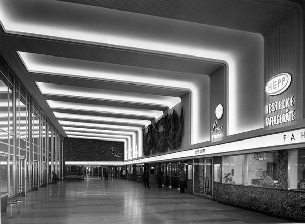 in die Jahre gekommen. Hauptbahnhof Pforzheim - db deutsche bauzeitung