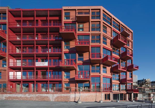 Lokdepot Berlin geschosswohnungsbauten am lokdepot in berlin hoch über den
