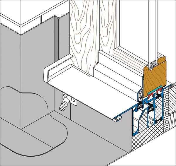 Terrassentür Barrierefrei Detail : barrierefreie balkon und terrassen berg nge sicher und dauerhaft abdichten schwellenlos ~ Yuntae.com Dekorationen Ideen
