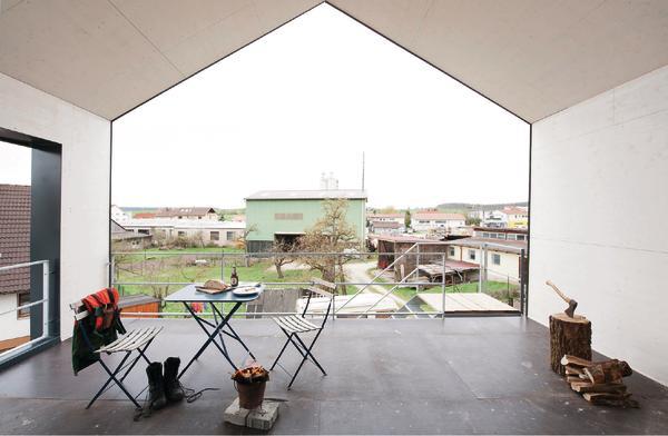 Haus unimog wohnung und werkstatt in ammerbuch wohn for Architektur werkstatt