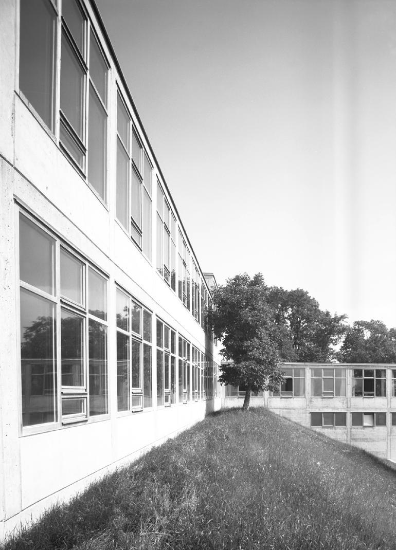 1953 55 hochschule f r gestaltung ulm sepsitename for Hochschule fuer gestaltung