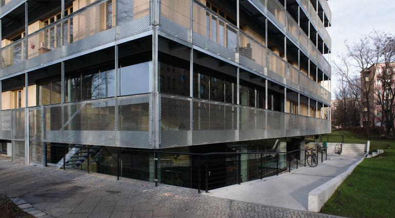 baugruppenprojekt r50 in berlin kreuzberg einfach mehr db deutsche bauzeitung. Black Bedroom Furniture Sets. Home Design Ideas