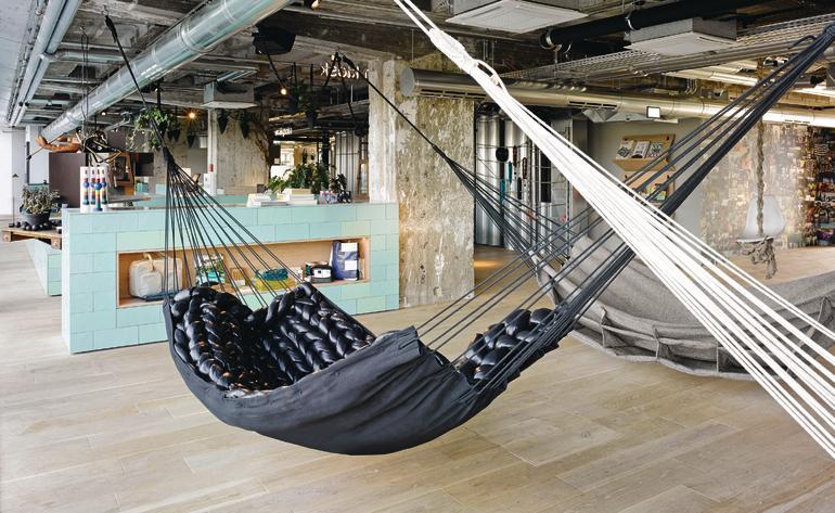 25hours bikini berlin hotel gestalteter grossstadtdschungel sepsitename. Black Bedroom Furniture Sets. Home Design Ideas
