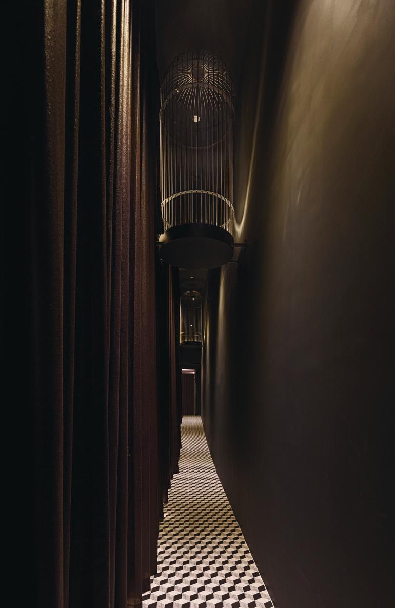 Hotel Sohsul »Snow Hotel« in Seoul (ROK). Raum-Illusionen - db ...