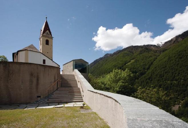 Totenkapelle Katharinaberg