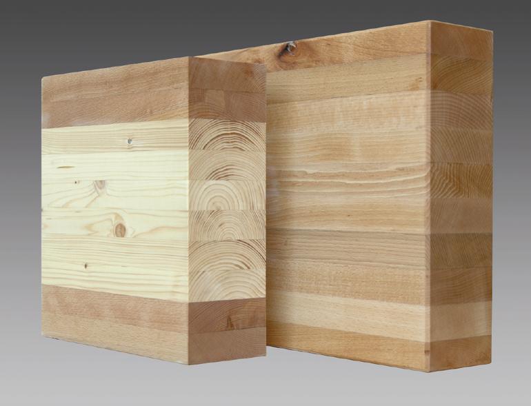 Die Verwendung Von Laubholzern Fur Tragende Holzkonstruktionen Neue