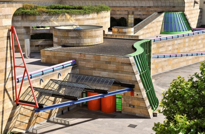Neue staatsgalerie stuttgart for Neue architektur stuttgart