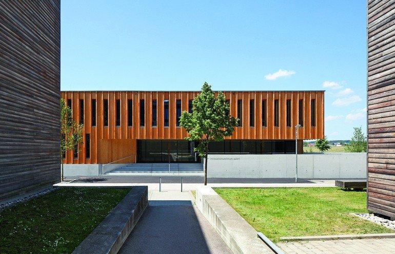 Architekt Aalen innovationszentrum aalen neu in aalen db deutsche bauzeitung