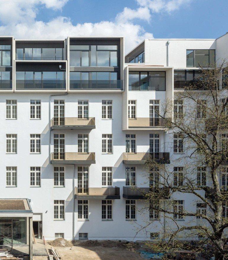 Paragon Apartments: Paragon Apartments In Berlin. Neues Wahrzeichen Im