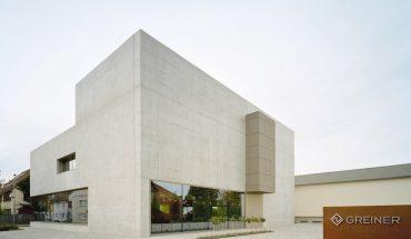 Büro- und Ausstellungsgebäude, Pleidelsheim