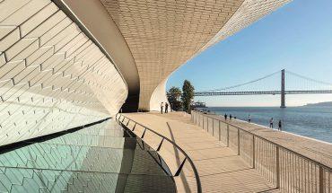 Museum für Kunst, Architektur und Technologie (MAAT), Lissabon, AL_A (Amanda Levete)