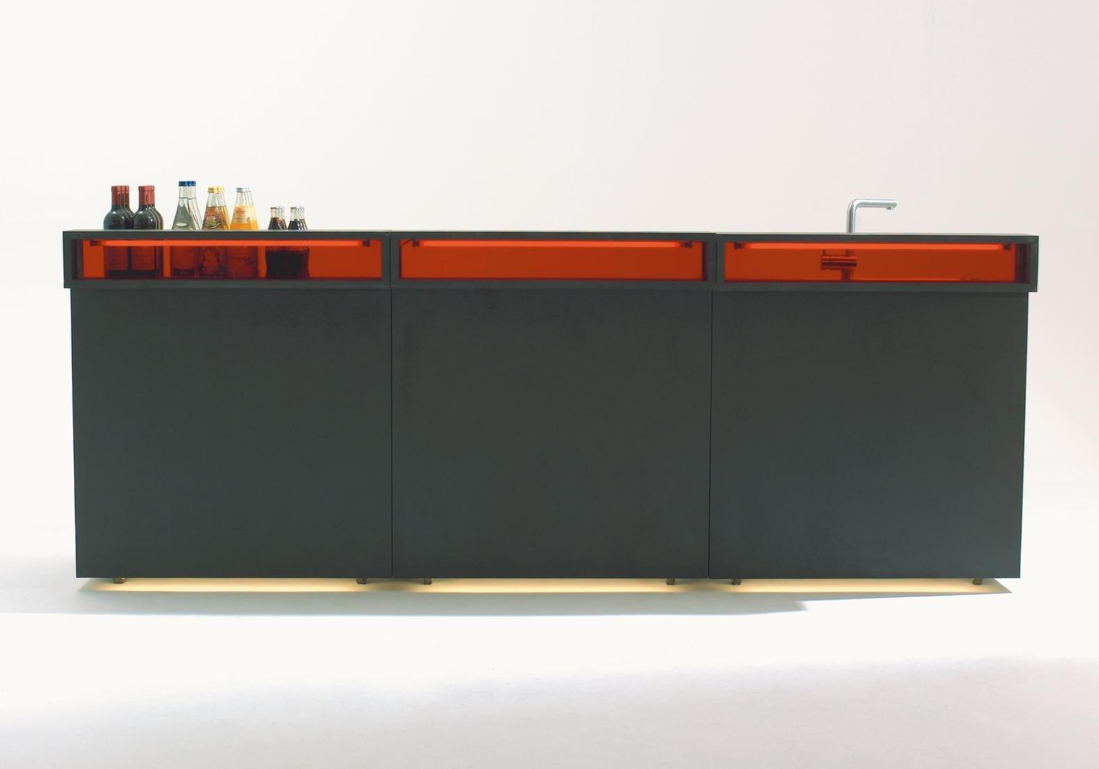 Entwurf einer mobilen Bar. wander[bar] - db deutsche bauzeitung
