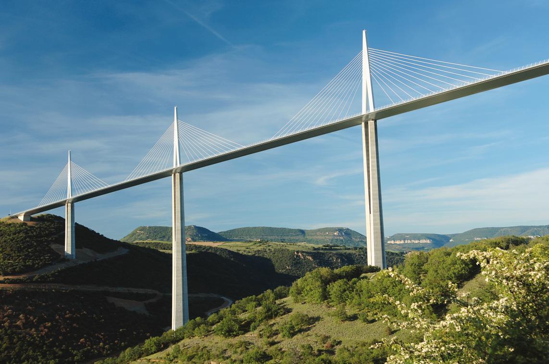 Viaduc de Millau, Virlogeux