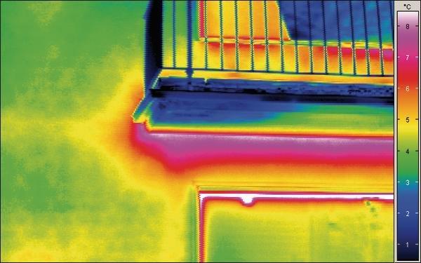 Unerwunschter Bruckenschlag Die Energetische Sanierung Auskragender