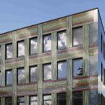 Gewerbezentrum Tuchfabrik in Berlin