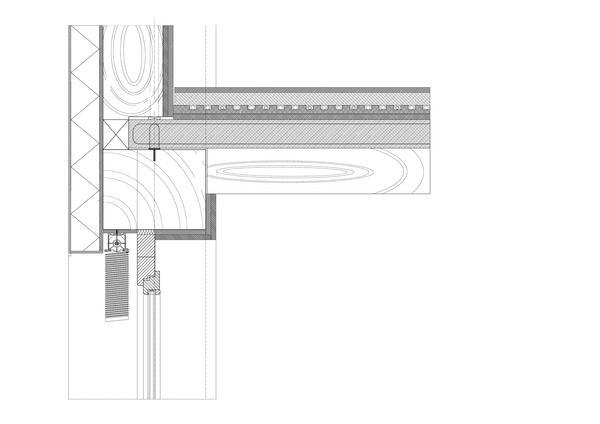 Holzbau detail decke  Siebengeschossiges Wohnhaus als Holzkonstruktion. Sieben aus Holz ...