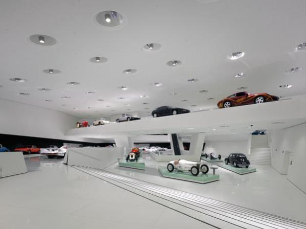 Neues Porsche Museum In Stuttgart Zuffenhausen Vom Wollen