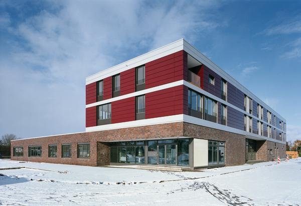 Architekten L Beck maritimer cus in elsfleth wissens werft db deutsche bauzeitung