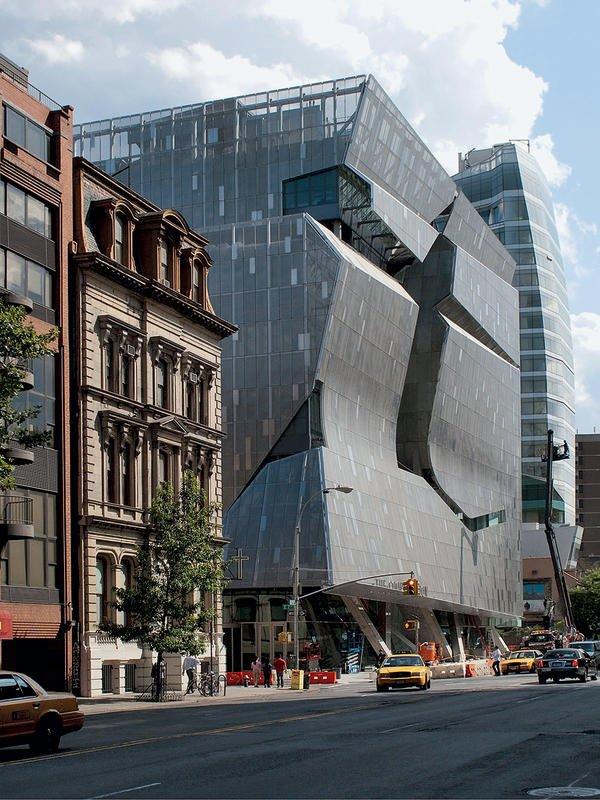 Cooper Union New York, Cooper Square