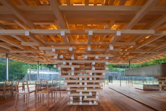 Kengo Kuma: Coeda House, Atami (JAP)