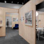 Ausstellung »Wohngenossenschaften in Zürich – Gartenstädte und neue Nachbarschaften« im Dezember 2019 in Paris
