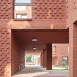 Wohnungsbauprojekt »Zusammen Wohnen« in Hannover von SMAQ Architektur und Stadt