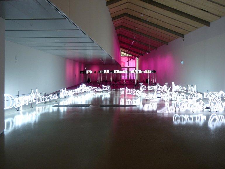 Ausstellungsgebäude »ArtLab«, Lausanne, Kengo Kuma