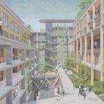 Duplex Architekten bauen Parkhaus zu einem Wohnhaus um.