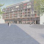 Duplex Architekten denken an Licht und Lebensqualität.