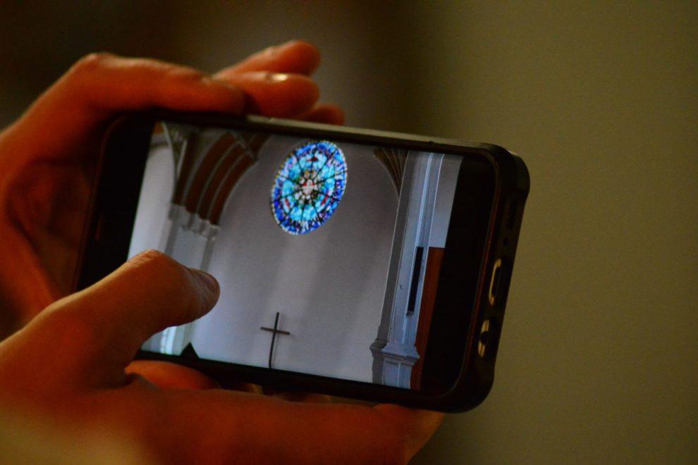 Foto einer Kirche - Gewinner beim Foto-Wettbewerb zum Tag des offenen Denkmals 2020