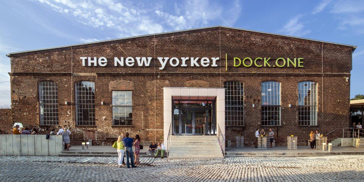 Dock.One außen