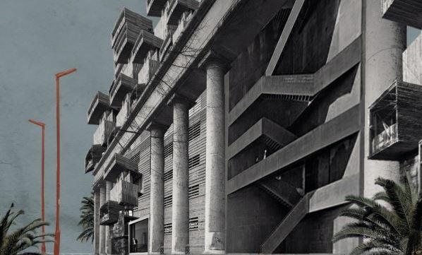 Haus der Kunst überformt