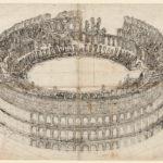Zeichnung von Giovanni Battista Piranesi