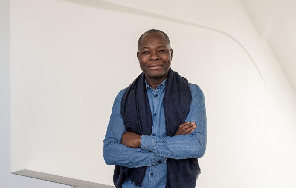 Der burkinische Architekt und TUM-Professor Francis Kéré