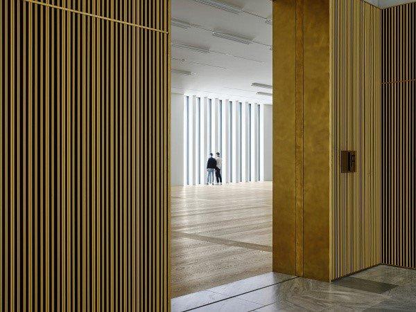 Erweiterungsbau für das Kunsthaus Zürich von Chipperfield